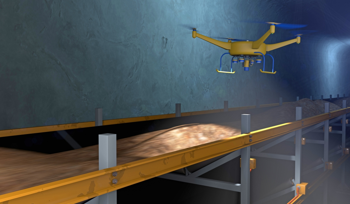 The Impact of Drone Technology on the Mining Industry